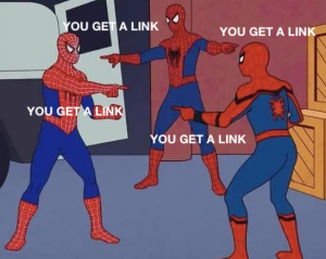 Internal Linking Meme